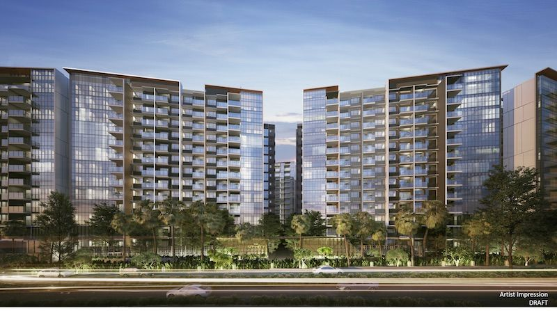 Affinity at Serangoon condo, Affinity at Serangoon Oxley, Affinity at Serangoon Former Serangoon Ville, Affinity Serangoon